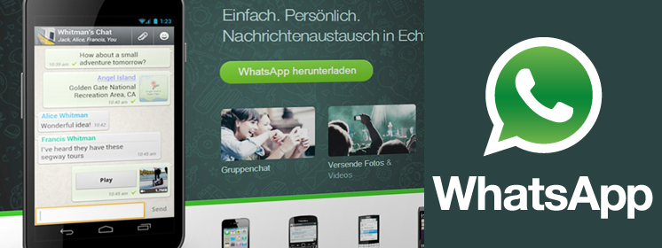 Storytelling mit WhatsApp