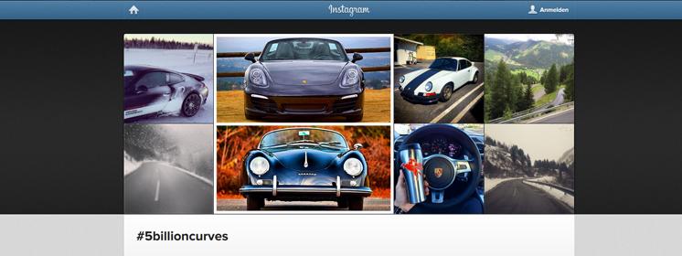 #5billioncurves für Porsche und Fotoliebhaber