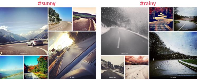 Porsche #5billioncurves | Hashtags Wetter