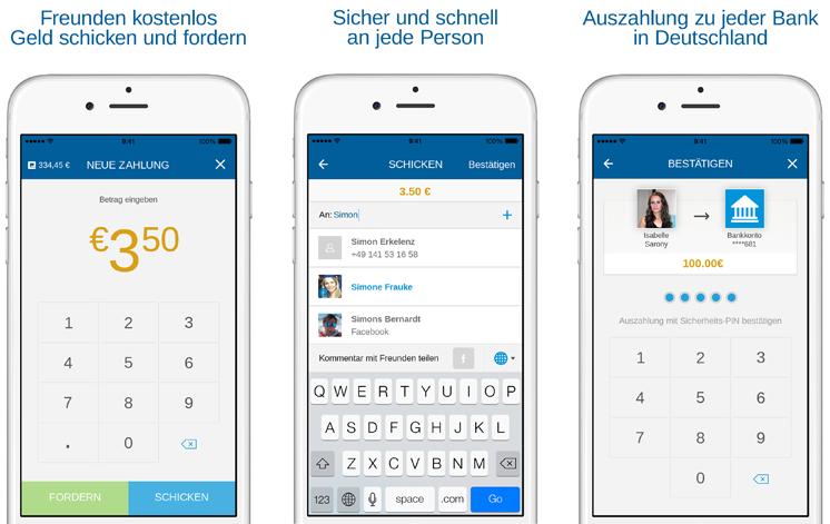 elopay   Screenshots der App