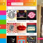 Screenshots Musical.ly App