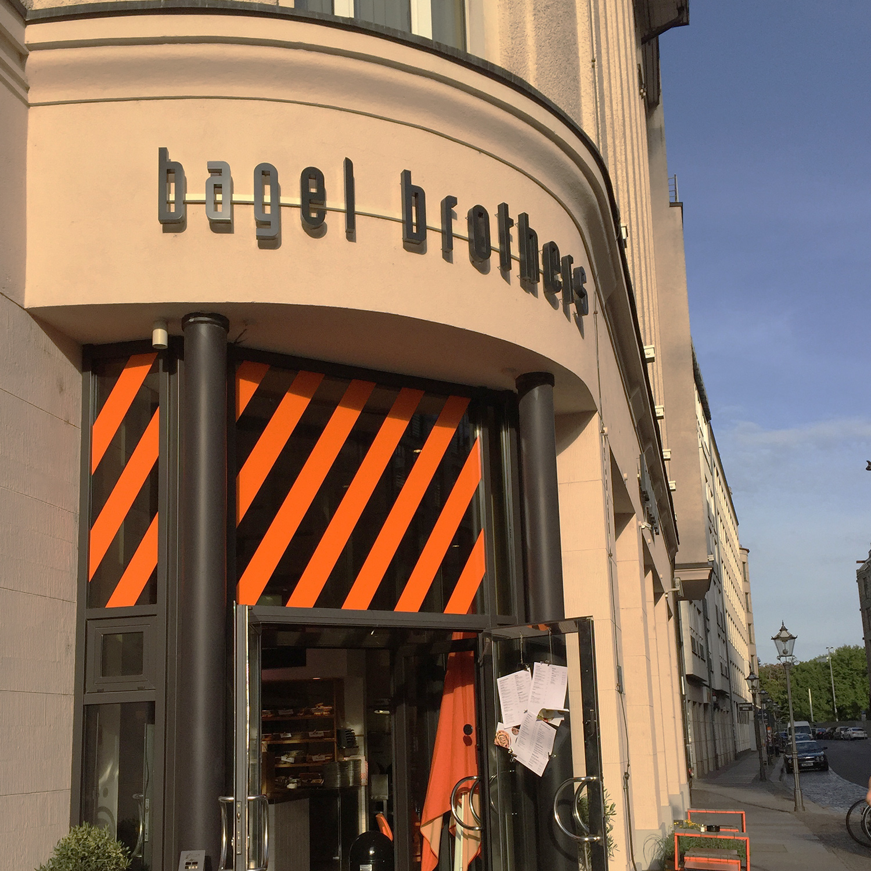 Bagel Brothers Frankfurt